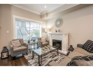 """Photo 3: 12 838 ROYAL Avenue in New Westminster: Downtown NW Townhouse for sale in """"The Brickstone 2"""" : MLS®# R2545434"""