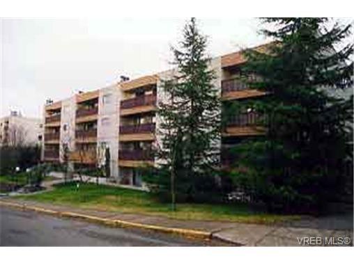 Main Photo: 419 3255 Glasgow Ave in VICTORIA: SE Quadra Condo for sale (Saanich East)  : MLS®# 202747