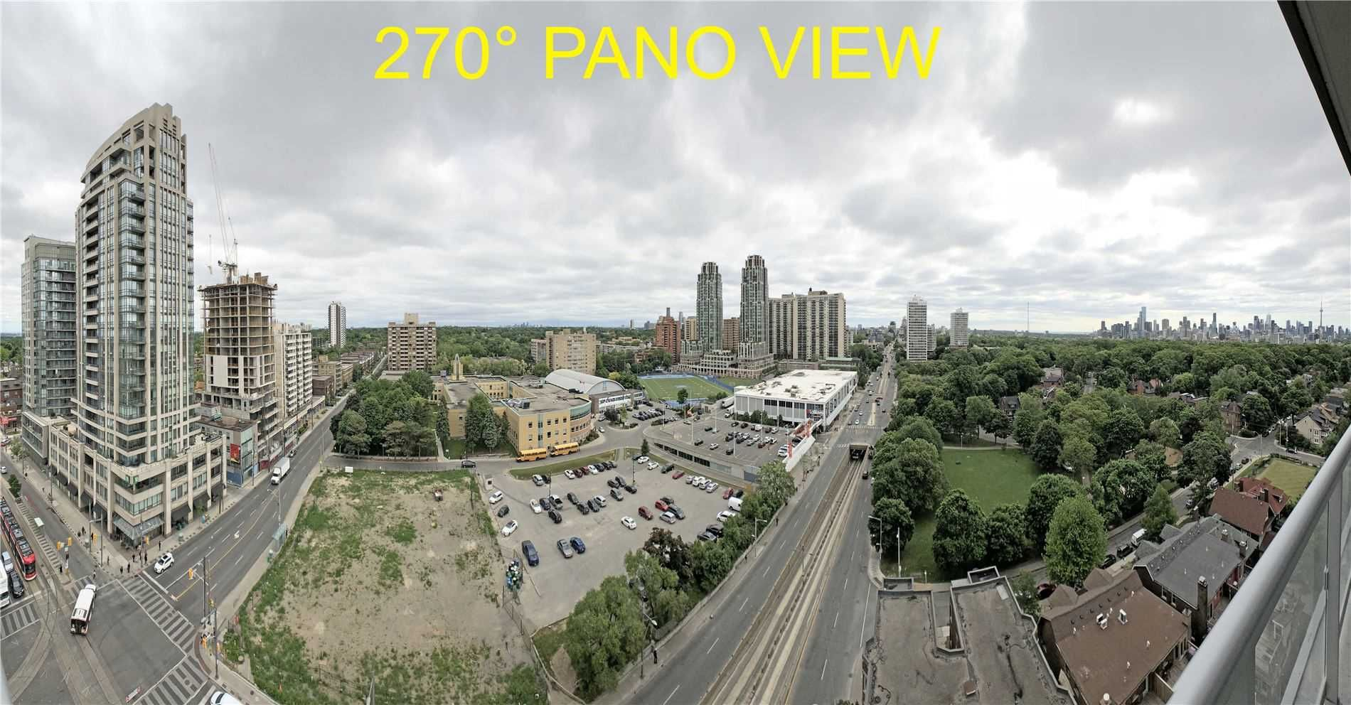 Main Photo: 1202 501 W St Clair Avenue in Toronto: Casa Loma Condo for sale (Toronto C02)  : MLS®# C5094888