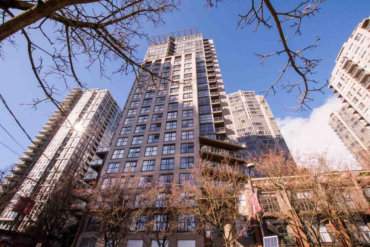 """Main Photo: 202 989 BEATTY Street in Vancouver: Yaletown Condo for sale in """"THE NOVA"""" (Vancouver West)  : MLS®# R2543983"""