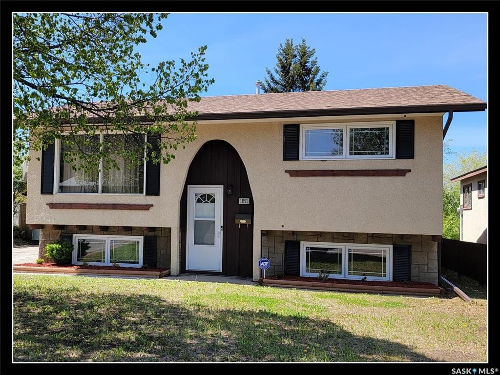 Main Photo: 1851 Trudeau Street in North Battleford: College Heights Residential for sale : MLS®# SK856448