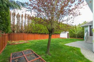 Photo 19: 35443 LETHBRIDGE DRIVE in Abbotsford: Abbotsford East House for sale : MLS®# R2053363