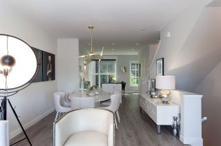 """Photo 5: 3445 PORTER Street in Vancouver: Victoria VE Townhouse for sale in """"MASON"""" (Vancouver East)  : MLS®# R2189526"""