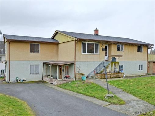 Main Photo: 3450 Lovat Ave in VICTORIA: SE Quadra Full Duplex for sale (Saanich East)  : MLS®# 752648