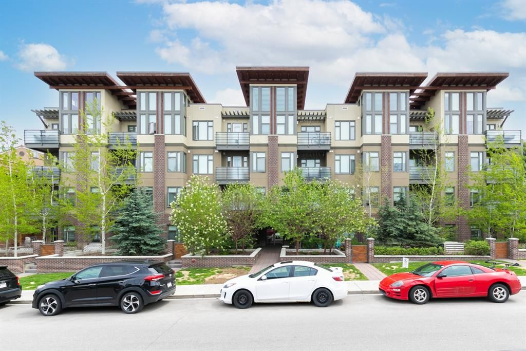 Main Photo: 304 1720 10 Street SW in Calgary: Lower Mount Royal Apartment for sale : MLS®# A1113361