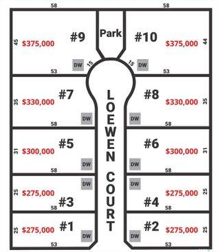 Photo 1: 2 Loewen Court in Warman: Lot/Land for sale : MLS®# SK865858