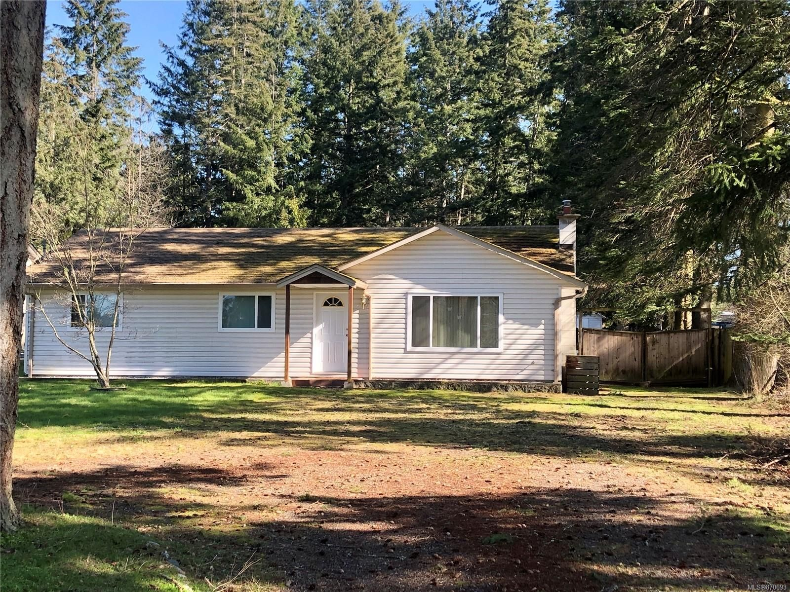 Main Photo: 1660 Canin Rd in : Na Cedar House for sale (Nanaimo)  : MLS®# 870693