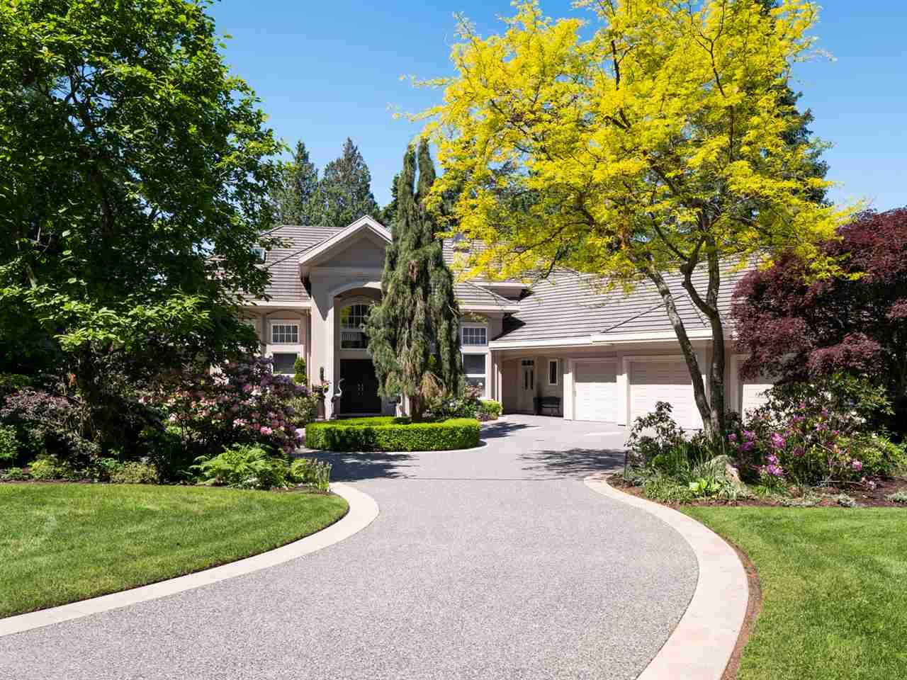 """Main Photo: 13375 CRESCENT Road in Surrey: Elgin Chantrell House for sale in """"WATERFRONT CRESCENT ROAD"""" (South Surrey White Rock)  : MLS®# R2531349"""