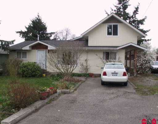 Main Photo: 15518 17A AV in White Rock: King George Corridor House for sale (South Surrey White Rock)  : MLS®# F2607252