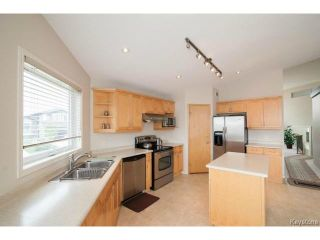 Photo 8: 47 Coxswain Cove in WINNIPEG: Windsor Park / Southdale / Island Lakes Single Family Detached for sale (South East Winnipeg)  : MLS®# 1415358