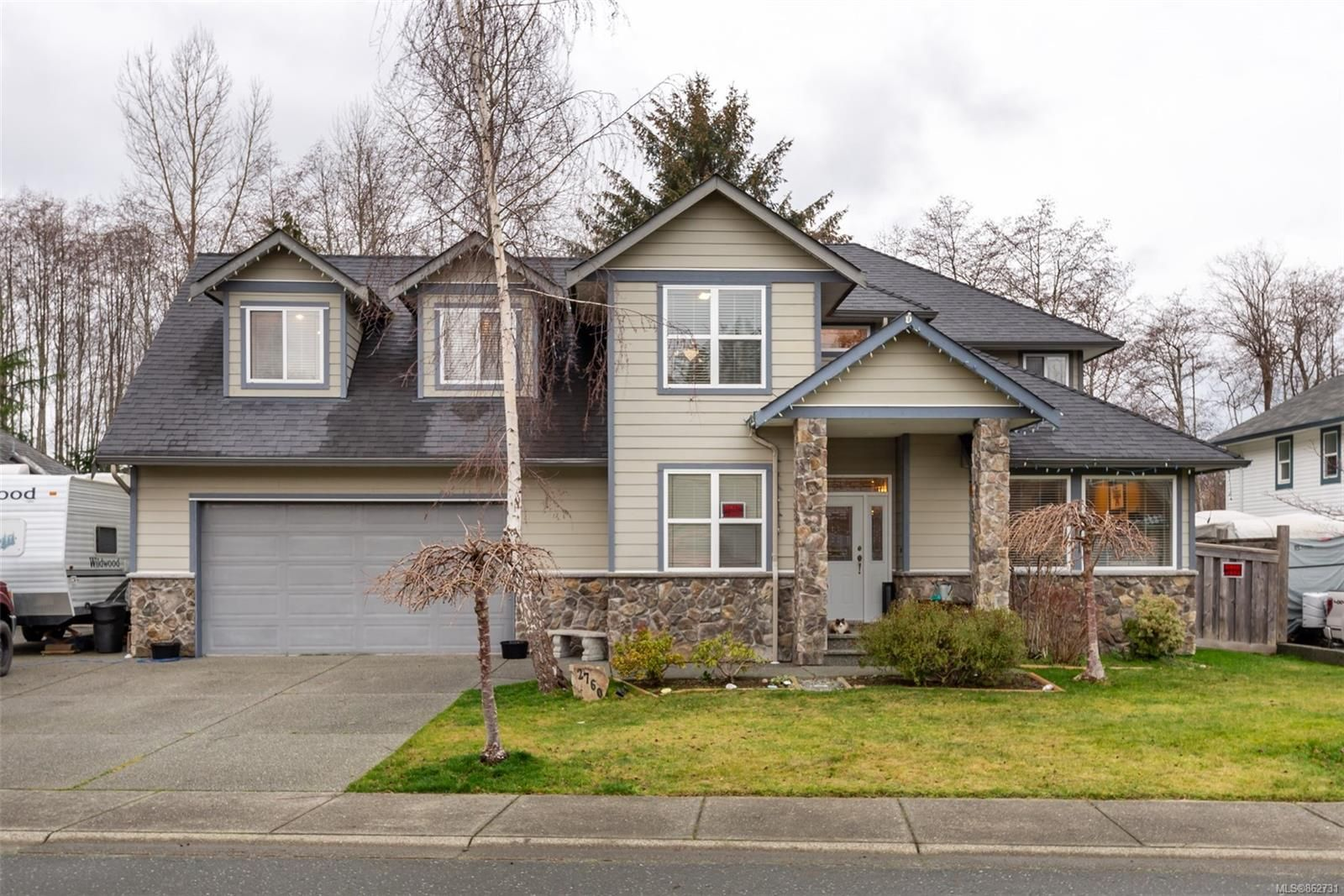 Main Photo: 2760 Bradford Dr in : CR Willow Point House for sale (Campbell River)  : MLS®# 862731