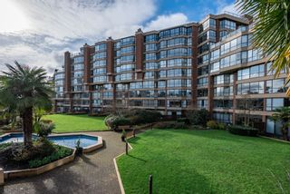 """Photo 35: 510 1490 PENNYFARTHING Drive in Vancouver: False Creek Condo for sale in """"Harbour Cove"""" (Vancouver West)  : MLS®# R2618903"""