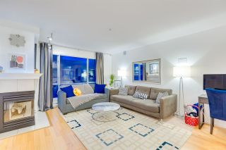 """Photo 1: 313 789 W 16TH Avenue in Vancouver: Fairview VW Condo for sale in """"SIXTEEN WILLOWS"""" (Vancouver West)  : MLS®# R2354520"""