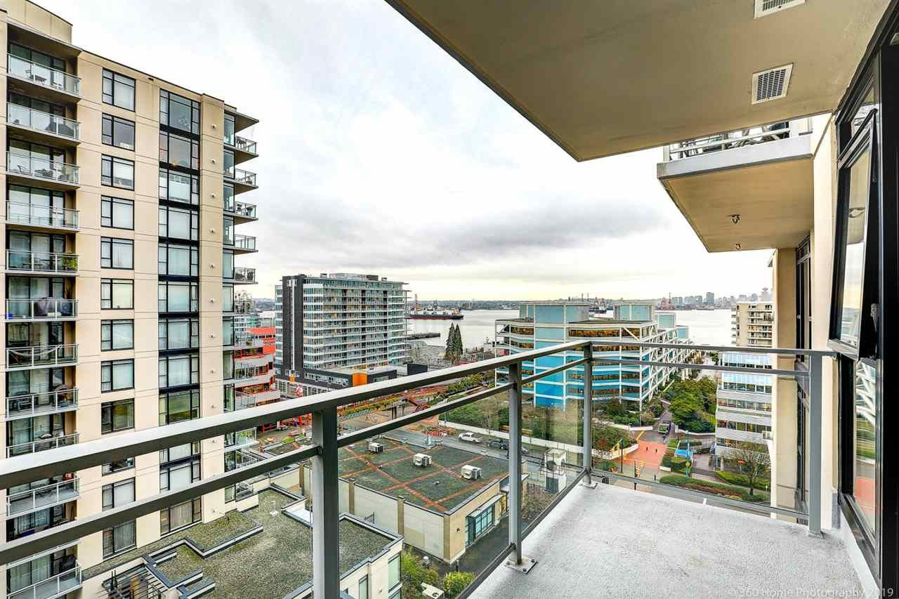 """Main Photo: 1014 175 W 1ST Street in North Vancouver: Lower Lonsdale Condo for sale in """"TIME"""" : MLS®# R2423452"""