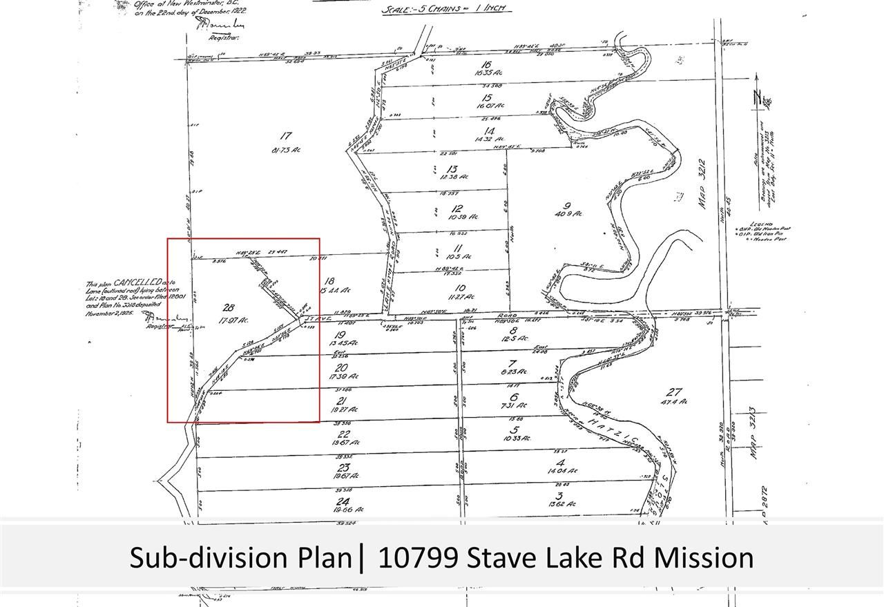 Photo 11: Photos: Sorrel 10577 STAVE LAKE Road in Mission: Durieu Land for sale : MLS®# R2583849