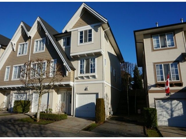 Main Photo: # 20 20560 66TH AV in Langley: Willoughby Heights Condo for sale : MLS®# F1429636