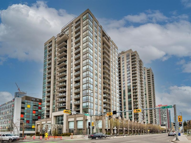 FEATURED LISTING: 809 - 1110 11 Street Southwest Calgary