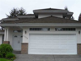 Photo 1: 1739 ORKNEY PL in North Vancouver: Northlands House for sale : MLS®# V1066369