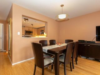 """Photo 6: 215 3400 SE MARINE Drive in Vancouver: Champlain Heights Condo for sale in """"Tiffany Ridge"""" (Vancouver East)  : MLS®# R2392821"""