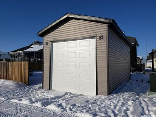 Photo 45: 129 Olauson Crescent in Vanscoy: Residential for sale : MLS®# SK840706