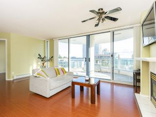"""Photo 3: 804 719 PRINCESS Street in New Westminster: Uptown NW Condo for sale in """"STIRLING PLACE"""" : MLS®# R2432360"""