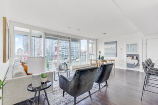 """Photo 2: 2502 1372 SEYMOUR Street in Vancouver: Downtown VW Condo for sale in """"THE MARK"""" (Vancouver West)  : MLS®# R2617903"""