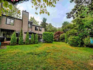 """Photo 40: 8551 WILDERNESS Court in Burnaby: Forest Hills BN Townhouse for sale in """"Simon Fraser Village"""" (Burnaby North)  : MLS®# R2490108"""