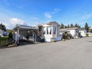 Photo 21: 18 1240 WILKINSON ROAD in COMOX: CV Comox Peninsula Manufactured Home for sale (Comox Valley)  : MLS®# 780089