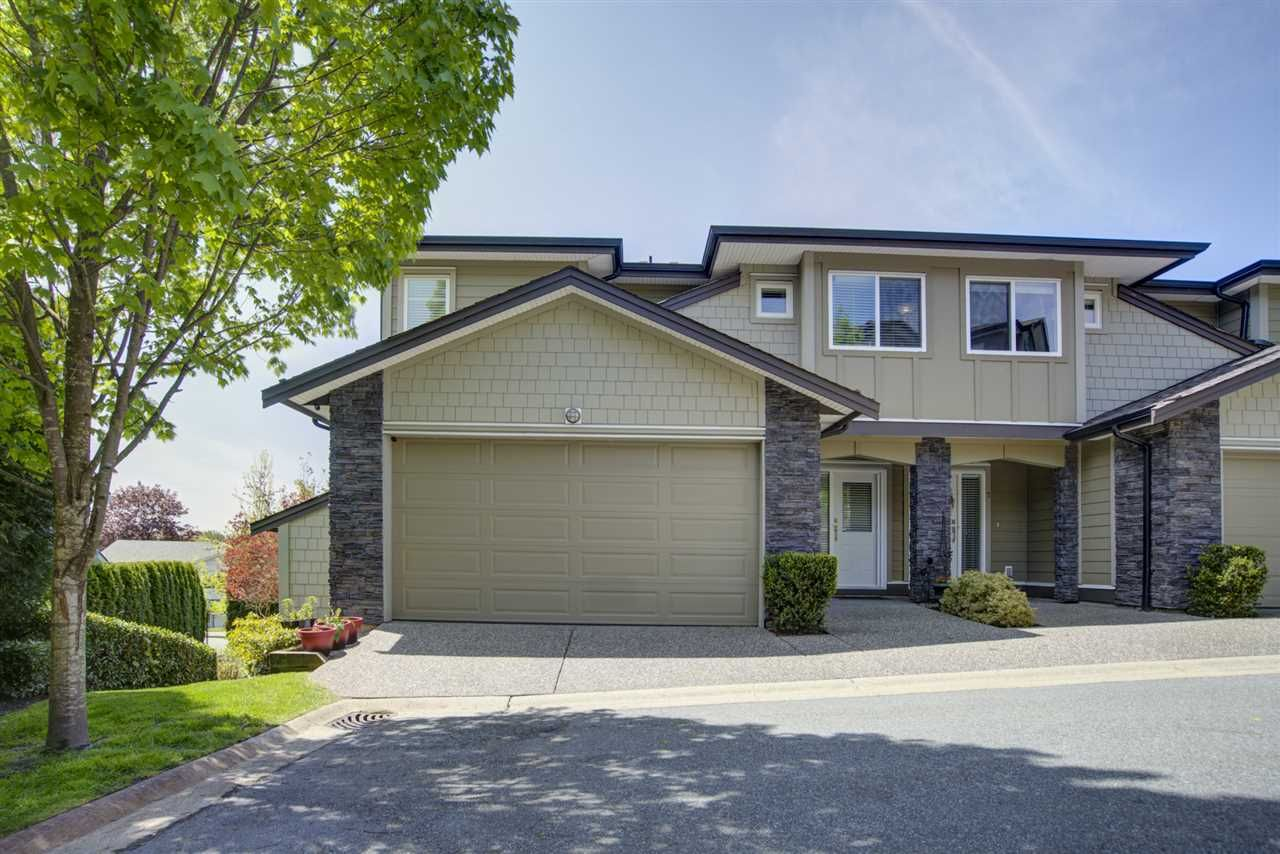 "Main Photo: 8 22865 TELOSKY Avenue in Maple Ridge: East Central Townhouse for sale in ""WINDSONG"" : MLS®# R2454339"