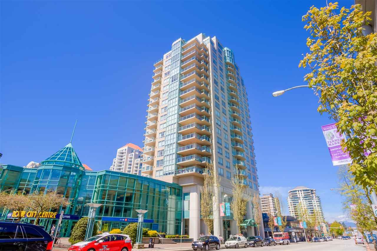 "Main Photo: 2005 612 SIXTH Street in New Westminster: Uptown NW Condo for sale in ""The Woodward"" : MLS®# R2547375"