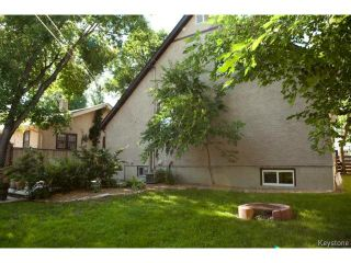 Photo 19: 20 Stranmillis Avenue in WINNIPEG: St Vital Residential for sale (South East Winnipeg)  : MLS®# 1416414