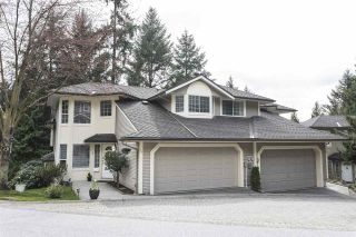 "Photo 35: 14 101 PARKSIDE Drive in Port Moody: Heritage Mountain Townhouse for sale in ""TREETOPS"" : MLS®# R2558504"