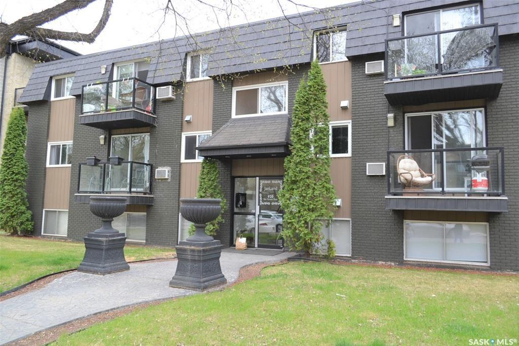 Main Photo: 201 920 9th Street in Saskatoon: Nutana Residential for sale : MLS®# SK809610