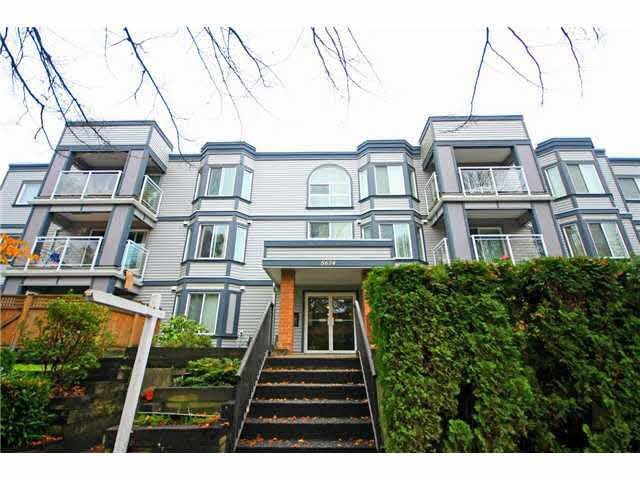 Main Photo: 104 5674 JERSEY AVENUE in : Central Park BS Condo for sale : MLS®# V1092493