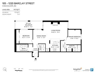 Photo 13: 105 1220 BARCLAY Street in Vancouver: West End VW Condo for sale (Vancouver West)  : MLS®# R2619630