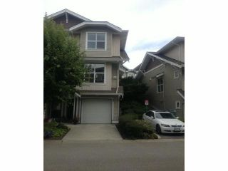 "Photo 1: 60 20460 66TH Avenue in Langley: Willoughby Heights Townhouse for sale in ""WILLOW EDGE"" : MLS®# F1319332"