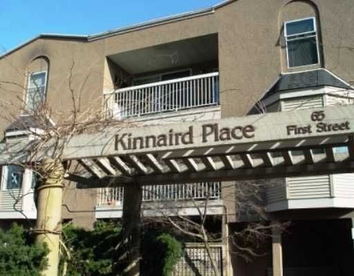 "Main Photo: 419 65 1ST Street in New_Westminster: Downtown NW Condo for sale in ""KINNAIRD PLACE"" (New Westminster)  : MLS®# V776465"