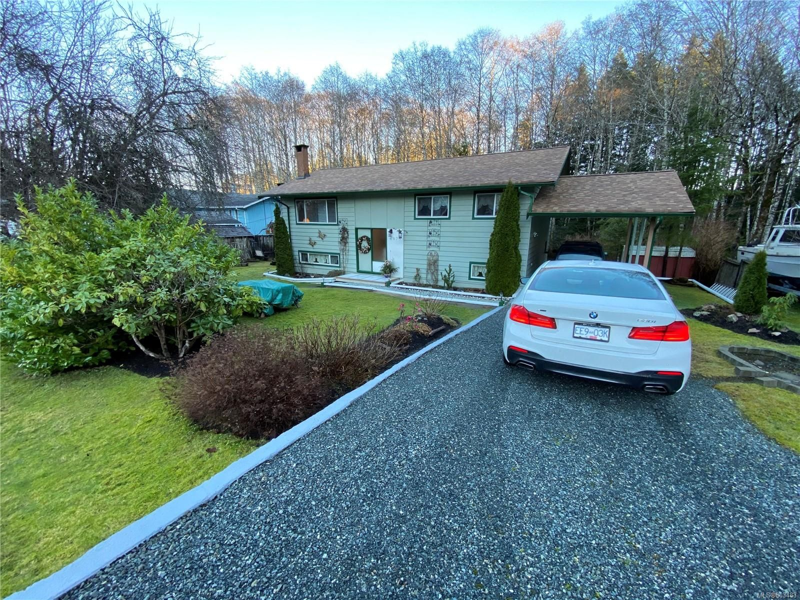 Main Photo: 6875 Nahwitti Ave in : NI Port Hardy House for sale (North Island)  : MLS®# 863483