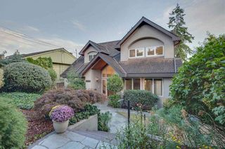 Main Photo: 2160 NELSON Avenue in West Vancouver: Dundarave House for sale : MLS®# R2552560