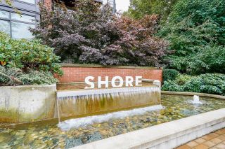 """Photo 3: 209 719 W 3RD Street in North Vancouver: Harbourside Condo for sale in """"THE SHORE"""" : MLS®# R2619887"""