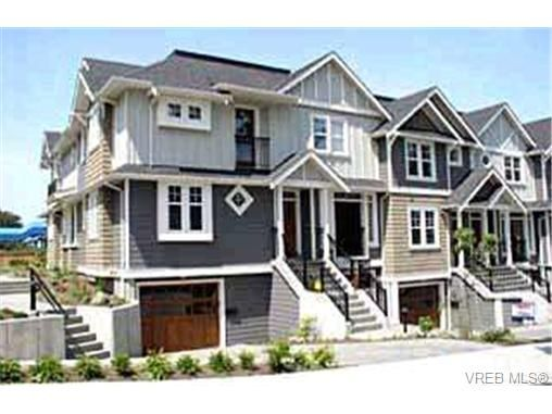 Main Photo: 1522 Yale St in VICTORIA: OB North Oak Bay Row/Townhouse for sale (Oak Bay)  : MLS®# 312075