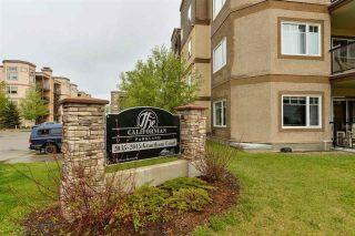 Photo 1: 107 2045 Grantham Court in Edmonton: Zone 58 Condo for sale : MLS®# E4246376