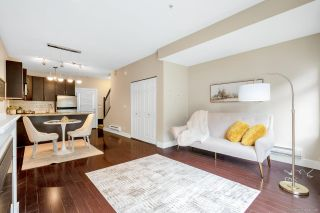 Photo 4: 220 5211 IRMIN Street in Burnaby: Metrotown Townhouse for sale (Burnaby South)  : MLS®# R2507843