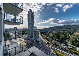 "Photo 1: 2109 602 COMO LAKE Avenue in Coquitlam: Coquitlam West Condo for sale in ""UPTOWN"" : MLS®# R2558295"