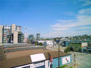 """Photo 18: 603 1887 CROWE Street in Vancouver: False Creek Condo for sale in """"PINNACLE FALSE CREEK ONE"""" (Vancouver West)  : MLS®# V1019849"""