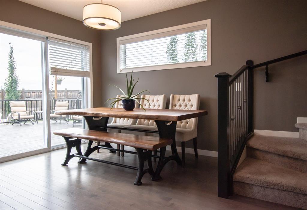 Photo 7: Photos: 281 AUBURN MEADOWS Place SE in Calgary: Auburn Bay Duplex for sale : MLS®# A1014528