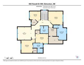 Photo 39: 692 Howatt Drive in Edmonton: Zone 55 House for sale : MLS®# E4266434