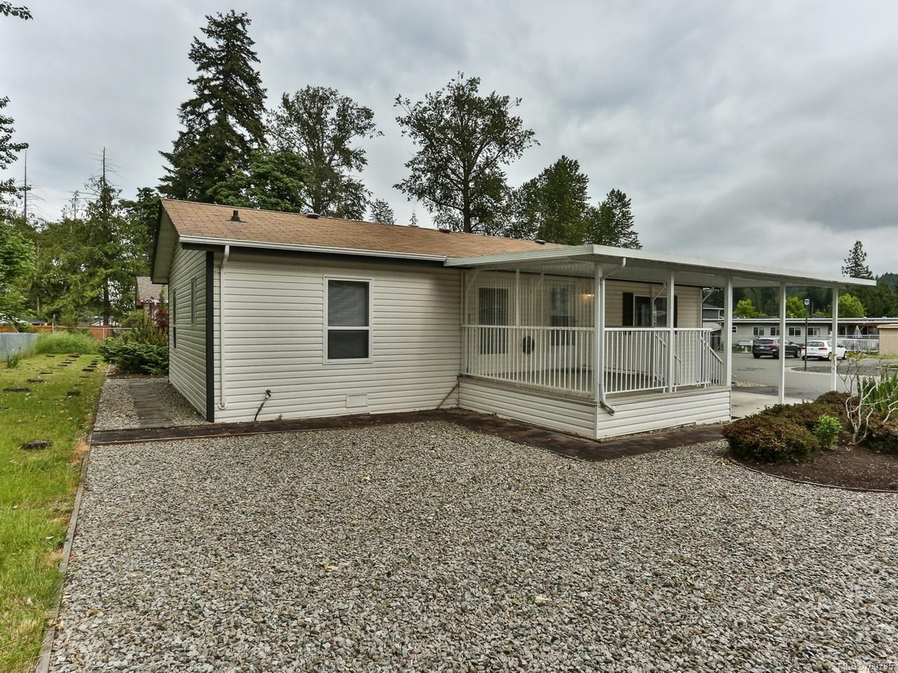Main Photo: 8 386 Craig St in PARKSVILLE: PQ Parksville Manufactured Home for sale (Parksville/Qualicum)  : MLS®# 760785
