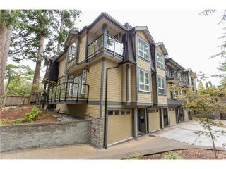 """Photo 2: 1 1486 EVERALL Street: White Rock Townhouse for sale in """"EVERALL POINTE"""" (South Surrey White Rock)  : MLS®# F1450870"""