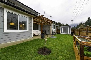 "Photo 38: 12 63650 FLOOD HOPE Road in Hope: Hope Silver Creek House for sale in ""CREEKSIDE ESTATES"" : MLS®# R2525830"